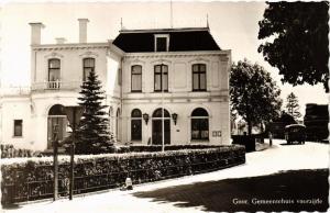 CPA Goor Gemeentehuis NETHERLANDS (728714)