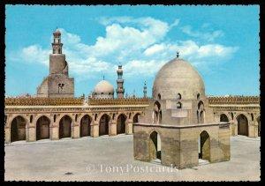 Cairo - The Ibn Tulun Mosque 876 A. D.