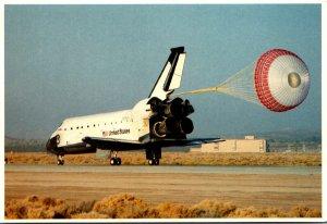 NASA STS-58 Space Shuttle Columbia Landing At Edwards Air Force Base 1 Novemb...