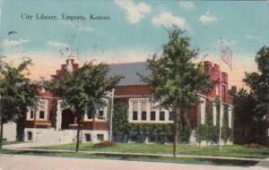 City Library Emporia Kansas 1914