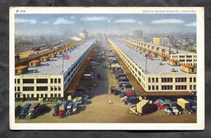 5289 - CHICAGO 1930s South Water Market