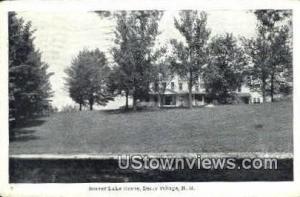 Beaver Lake House Derry Village NH 1939