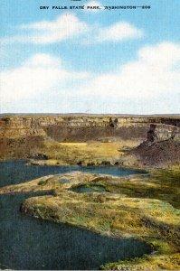 Washington Dry Falls State Park