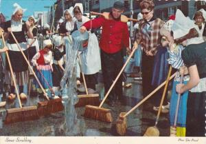 Street Scrubbing Holland Michigan