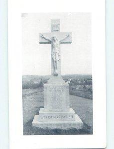 Pre-1980 MONUMENT Summit Hill - Near Lehighton & Jim Thorpe & Hazleton PA AE7343