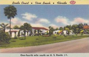 Florida Vero Beach The Boeda Court