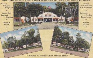 HOLLY HILL, Florida, PU-1948; Daytona Tourist Park