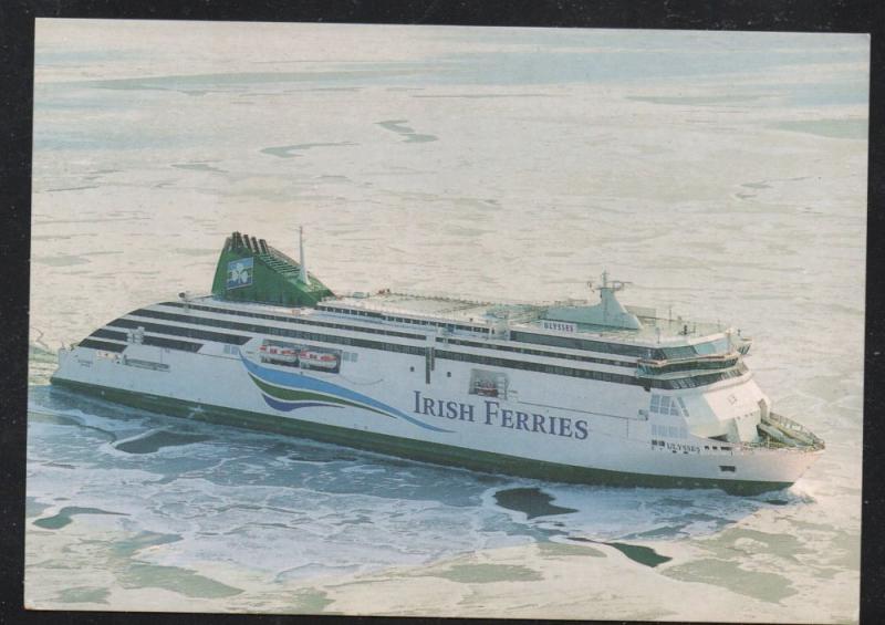Irish Ferry MS Ulysses unused