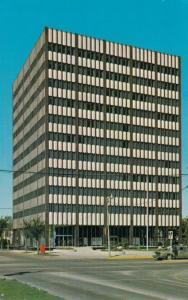 REGINA, Saskatchewan, 1960s; Head Office of Saskatchewan Government Telephones