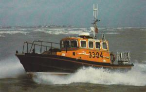 A Brede Class self-righting Lifeboat, 40-60s