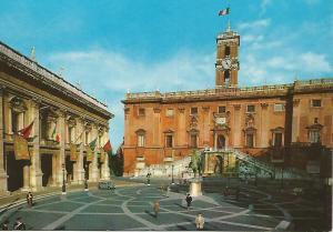 Postal 50095: ROMA - El Capitolio