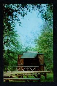 NY Chapel Carroll Lodge PAWLING NEW YORK Postcard