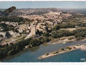 France Villeneuve-Lez-Avignon Vue Aerienne du Rhone