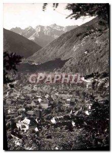 Postcard Luchon Old Port of Venasque dominates Villee