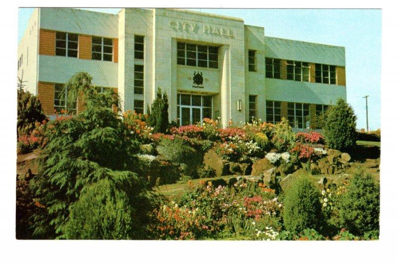 City Hall, Nanaimo, British Columbia