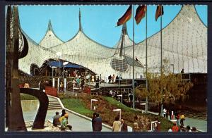 German Pavilion,Expo 67