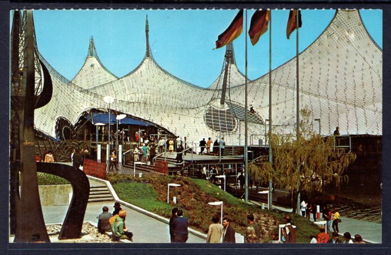 German Pavilion,Expo 67