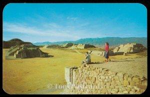 Monte Alban Ruins