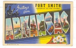 Greetings from Fort Smith, Arkansas, 30-40s