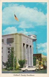 Kentucky Princeton Caldwell County Court House