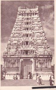 MADRAS, India, PU-1904; Kapileshwar Temple-Mylapore