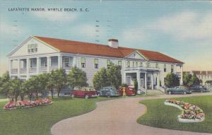 LaFayette Manor, Classic Cars, MYRTLE BEACH, South Carolina, PU-1947