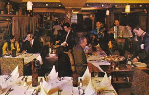 Canada Quebec Montreal Troika A Charming Restaurant