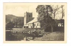 RP, Grasmere Church, England, UK, 1920-1940s