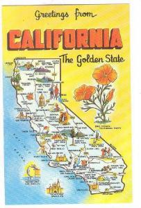 Greetings from California, 40-60s
