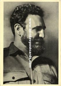 cuba, Leader Communist Party Fidel Alejandro Castro Ruz (1969)