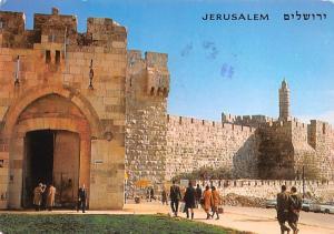 Jerusalem, Israel -