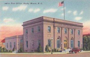 North Carolina Rocky Mount Post Office Albertype