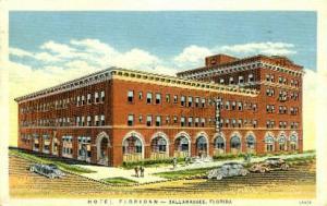 Hotel Floridan Tallahassee FL 1938