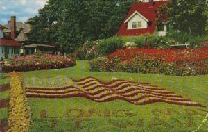 Rhode Island Providence American Flag Roger Williams Park
