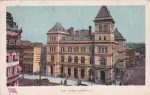 Post Office, Albany, New York, PU-1912