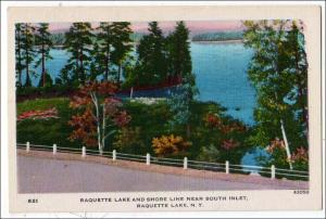 Raquette Lake  NY
