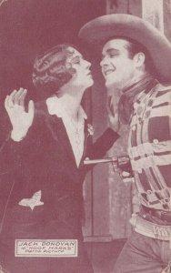 Cowboy Actor JACK DONOVAN, 30s-40s,