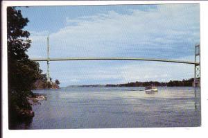 Thousand Islands International Bridge, Ontario, Canada