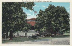 JOLIET , Illinois, 1900-10s; Dance Pavilion in Dellwood Park