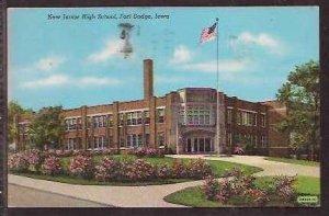 IA Fort Dodge Junior High School 1950