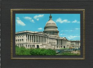 Gift Ready United States Capitol Postcard PC9 25