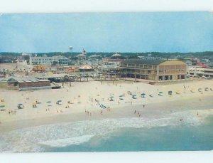 Pre-1980 BEACH SCENE Myrtle Beach South Carolina SC AE9301