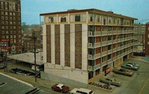 Downtowner Motor Inn,Vicksburg,MS BIN