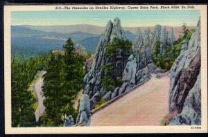 The Pinnacles on Needles Highway,Custer State Park,Black Hills,SD