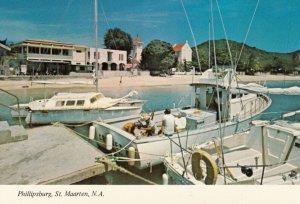 SAINT-MARTIN , N.A. , 1950-70s ; Phillipsburg #2