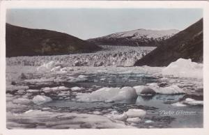 RP:  ALASKA, PU-1955; Taku Glacier