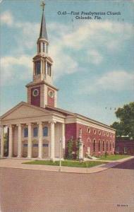 Florida Orlando First Presbyterian Church