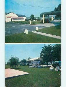 Unused Pre-1980 CHARLEY'S MOTEL Norristown Pennsylvania PA s5368