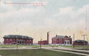 Michigan Employment Institution For The Blind, Saginaw, Michigan, PU-1909