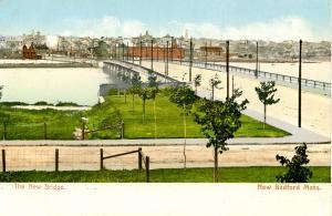MA - New Bedford. The New Bridge